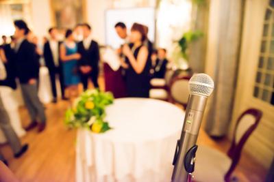 婚活パーティーに参加